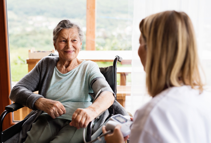 routine for people with dementia