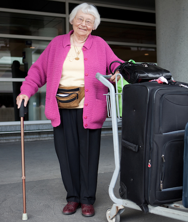 airport assistance for seniors