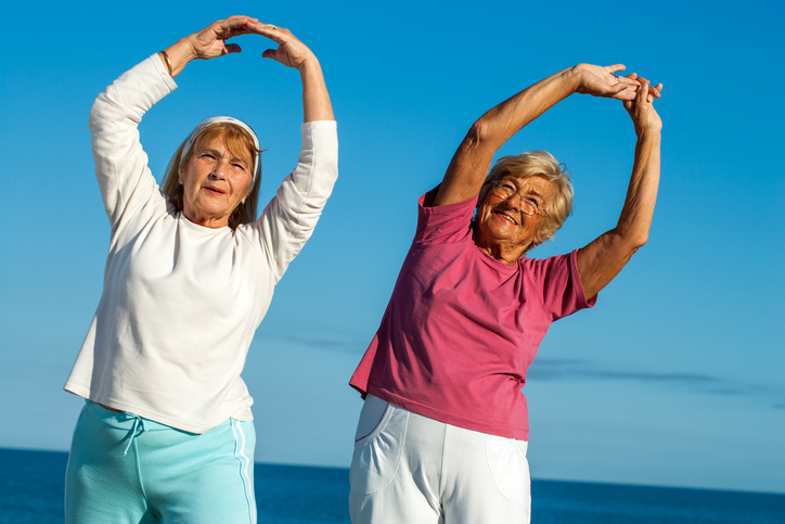 How to Encourage Exercise for Someone With Dementia