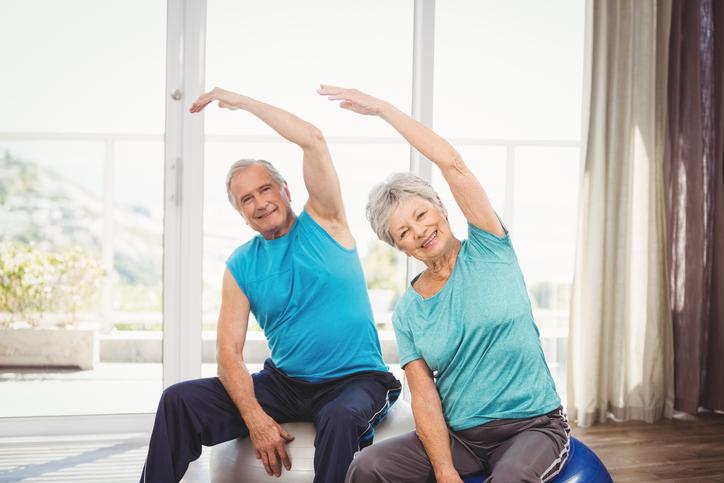 exercise dvds for seniors