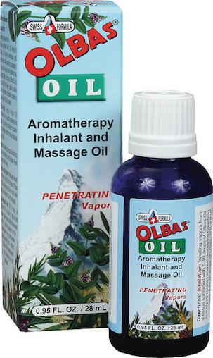 olbas aromatherapy oil