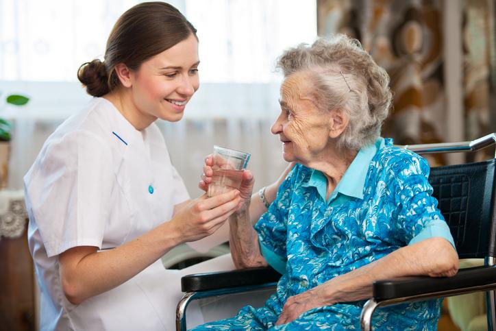 Home care caregiver