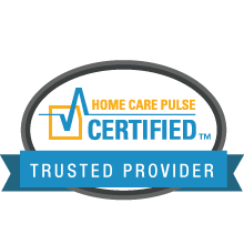 2017 home care pulse trusted provider award