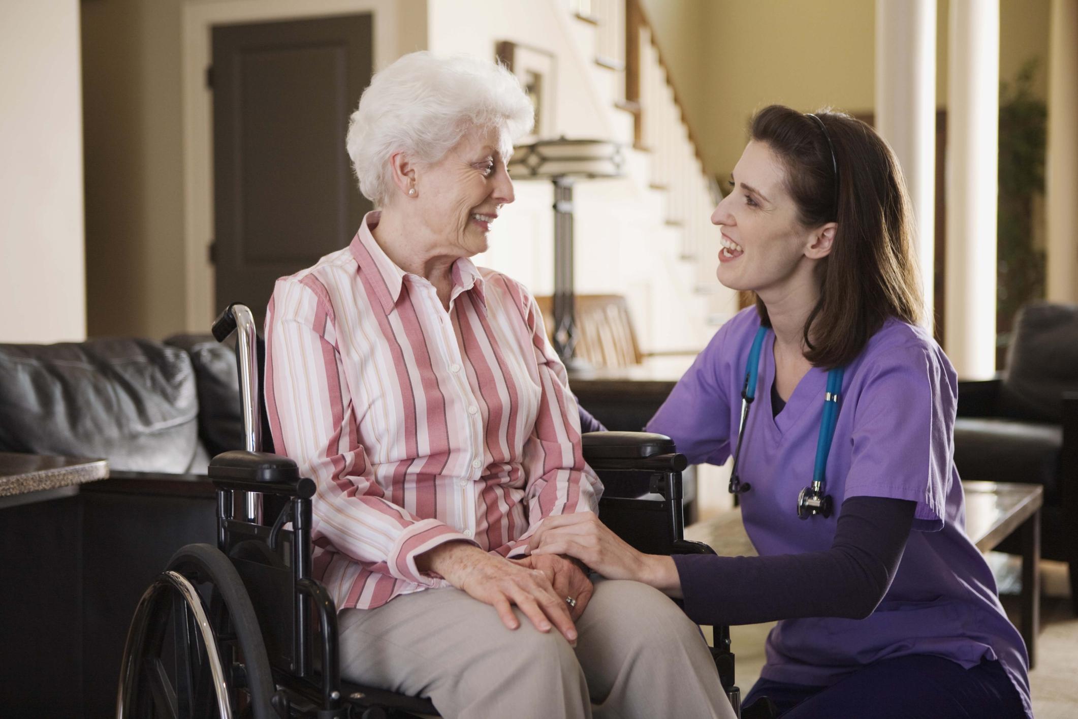 Aging Parents: Spotting Health Problems