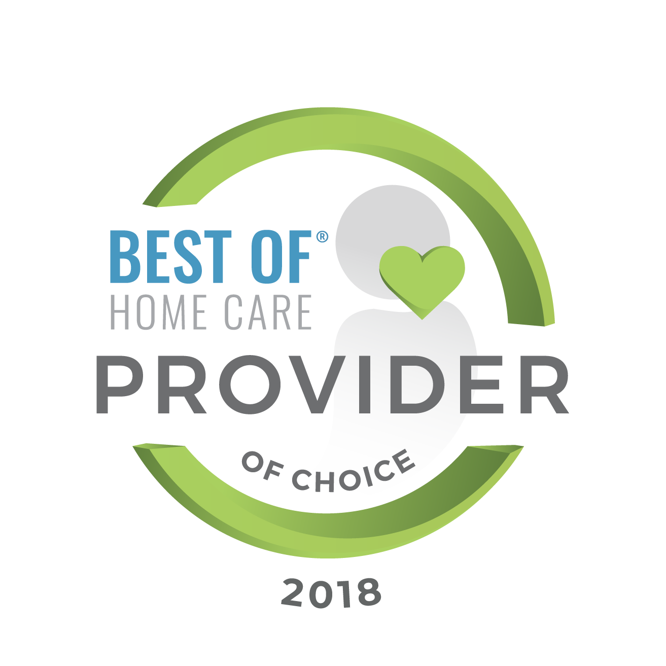 2018 best of home care provider of choice award