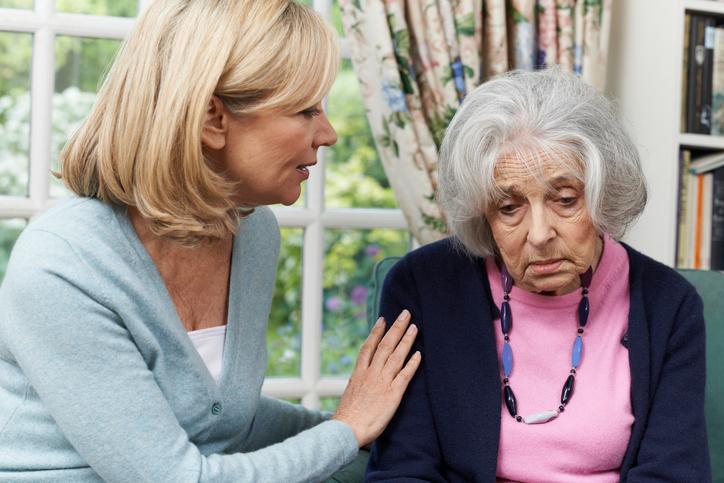 elderly parent refuses assisted living