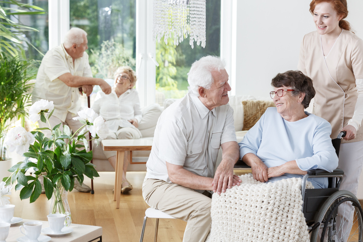moving to a new senior care facility