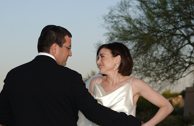Sheryl Sandberg and husband wedding