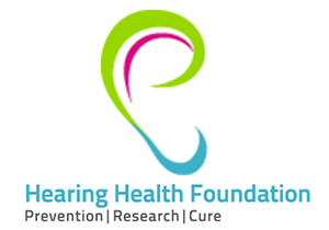 Hearing Health Foundation Logo