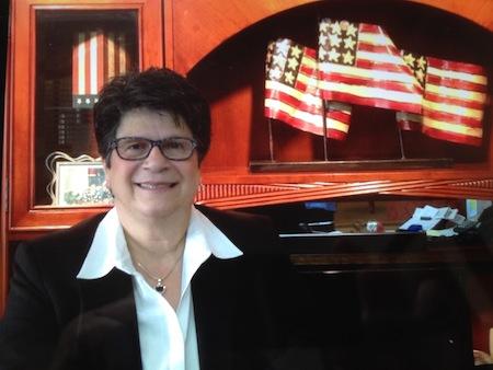 Executive Director Ann Marie Folland