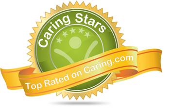 Caring Stars Badge